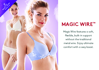 6ddee49c88 Maximizer Magic Wire   Cleavage   Collections